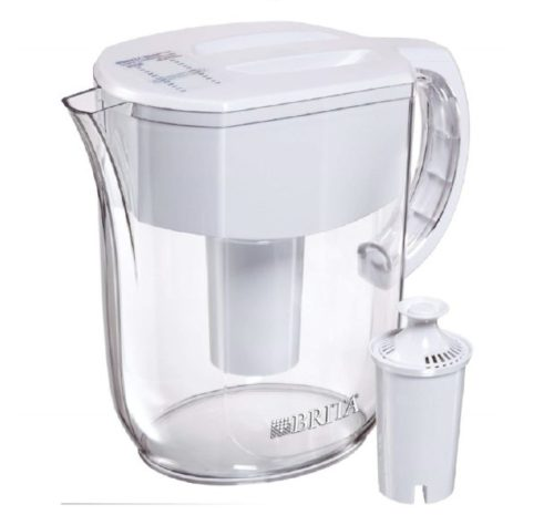 8.Brita-Large-10-Cup-Water-Filter-Pitcher-with-1-Standard-Filter-BPA-Free-–-Everyday-White.
