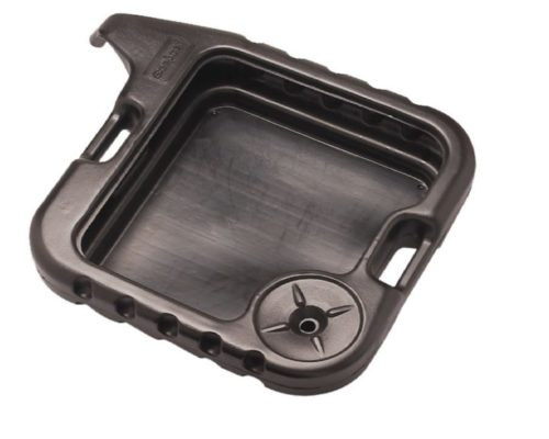 8.Scepter-06985-Black-DP15-Square-Drain-Pan-20-Quart-Capacity