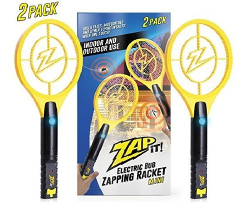 8.ZAP-IT-Bug-Zapper-Twin-Pack-Rechargeable-Mosquito-Fly-Killer-and-Bug-Zapper-Racket-4000-Volt-USB-Charging-Super-Bright-LED-Light-to-Zap-in-The