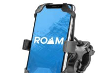 1.Roam-Universal-Premium-Bike-Phone-Mount-for-Motorcycle-Bike-Handlebars-Adjustable-Fits-iPhone-X-XR-8-8-Plus-7-7-Plus-iPhone-6s-6s-Plus-Galaxy
