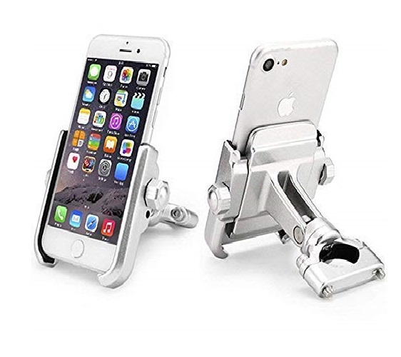 10.ILM-Bike-Motorcycle-Phone-Mount-Aluminum-Bicycle-Cell-Phone-Holder-Accessories-Fits-iPhone-X-Xs-7-7-Plus-8-8-Plus-iPhone-6s-6s-Plus-Galaxy-S7-S6