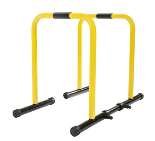 10.RELIFE REBUILD YOUR LIFE Dip Station Functional Heavy Duty Dip Stands Fitness Workout Dip bar Station Stabilizer Parallette Push Up Stand
