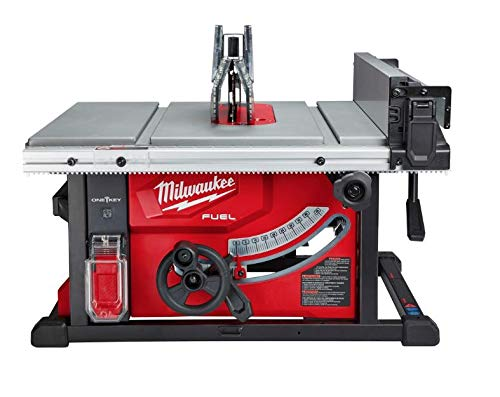 11.Milwaukee 2736-20 M18 Fuel ONE-Key 8-1 4 in. Table Saw, Tool Only - Battery, Charger NOT Included