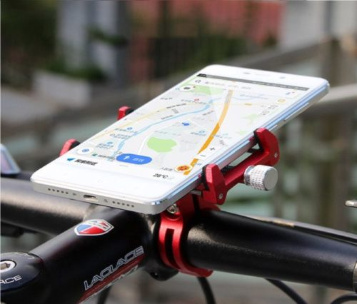 12.MaxMiles-Motorcycle-and-Bicycle-Cell-Phone-Holder-Aluminum-Universal-Adjustable-Phone-Mount-Smartphone-Holder-Bike-Handlebar-Phone-Holder-for-iPhone-X-5-6-7