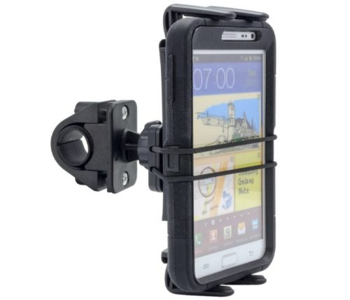 13.Arkon-Bike-Handlebar-Phone-Mount-for-iPhone-X-8-7-6S-Plus-8-7-6S-Galaxy-Note-8-5-Galaxy-S8-S7-Retail-Black-Best Motorcycle Phone Mounts
