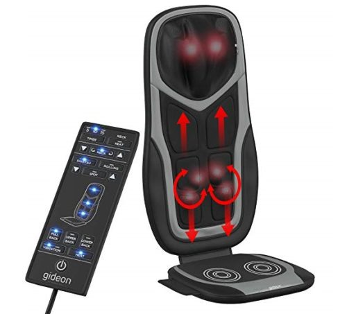 13.Gideon-Shiatsu-Massage-Seat-Cushion-with-Six-Programs-and-Heat-Deep-Kneading-Back-Massager-for-Car-Home-Office