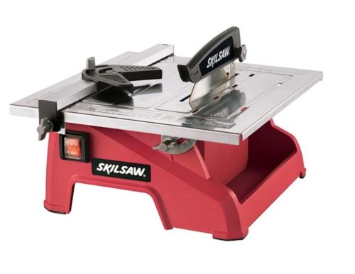2.SKIL 3540-02 7-Inch Wet Tile Saw