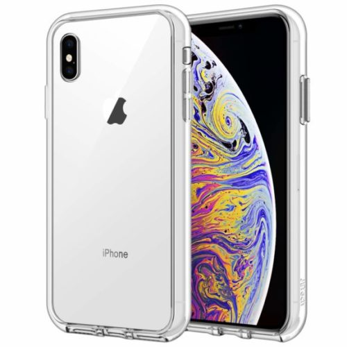 3. JETech Case for iPhone Xs Max 6.5-Inch, Shock-Absorption Bumper Cover (HD Clear)