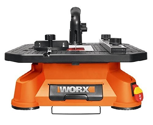6.WORX WX572L BladeRunner x2 Portable Tabletop Saw