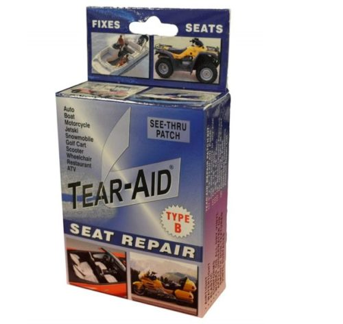 3. Tear-Aid Repair Type B Vinyl Seat Repair Kit