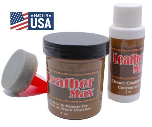 6. Leather Repair Kit,Leather Color Kit,Cleaner,Color Restorer