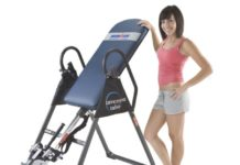 1.IRONMAN Fitness Gravity 4000 Highest Weight Capacity Inversion Table with Equipment Mat