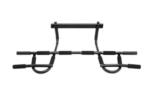 1.Prosource Fit Multi-Grip Chin-Up Pull-Up Bar, Heavy Duty Doorway Trainer for Home Gym