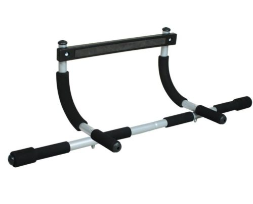 2.Iron Gym Total Upper Body Workout Bar