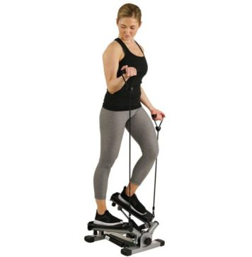 2.Sunny Health & Fitness Twist Stepper - NO. 045