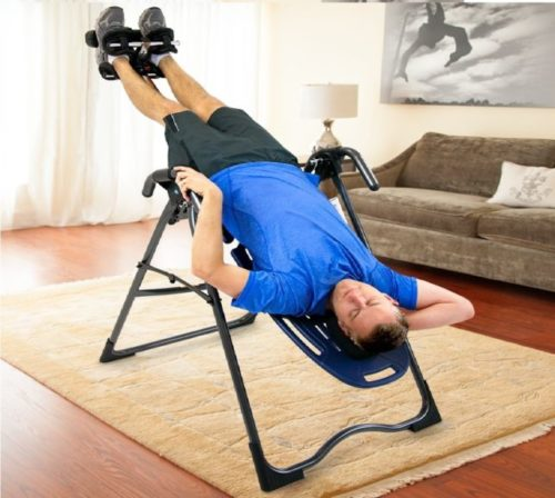 2.Teeter EP-560 Inversion Table for Back Pain, FDA-Registered