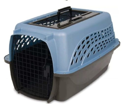3.Petmate Two Door Top Load Dog Kennel