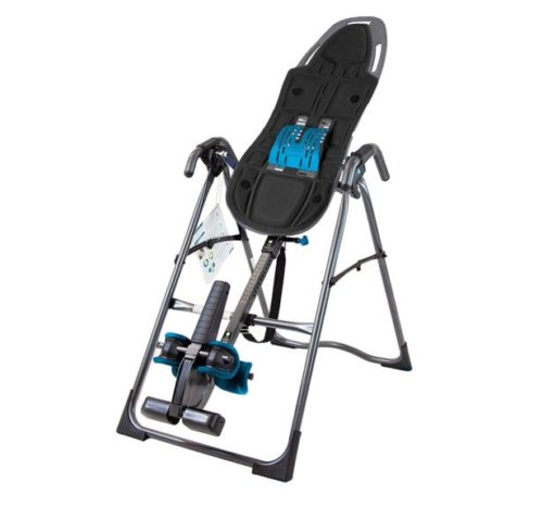 3.TEETER EP-960 Inversion Table, Extended Ankle Lock Handle, FDA Registered (900LX)