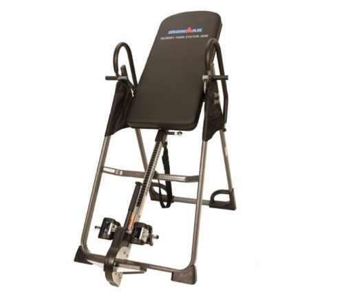 4.IRONMAN High Capacity Gravity 3000 Inversion Table, 350 lbs