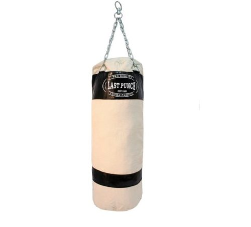 4.Last Punch Heavy Duty Punching Bag with Chains