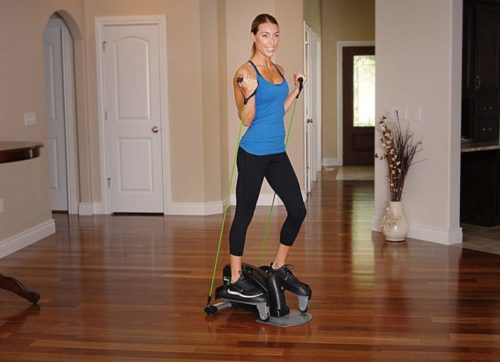5.Stamina InMotion Compact Strider with Cords