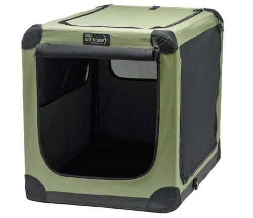 7.Noz2Noz Soft-Krater Indoor and Outdoor Crate for Pets