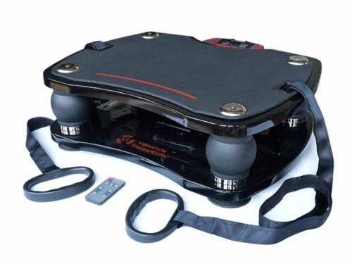 8.VT High Frequency Linear Vibration Plate Machine, Deep Tissue Vibration 15-40 Hz, Fitness and Therapy, Model VT003F