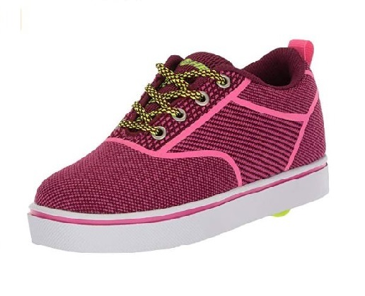 13.Heelys Kids' Launch Knit Tennis Shoe