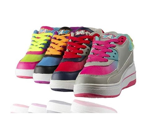 14.SDSPEED Kids Roller Skates Shoes Roller Shoes Boys Girls Wheel Shoes Roller Sneakers Shoes with Wheels