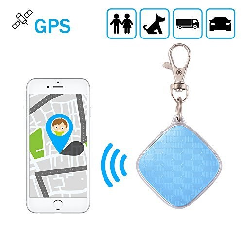 13.XCSOURCE Mini Waterproof GPS Tracker GSM GPRS Real Time Tracking Device Locator with Key Chain for Kids Pets Vehicles PS116