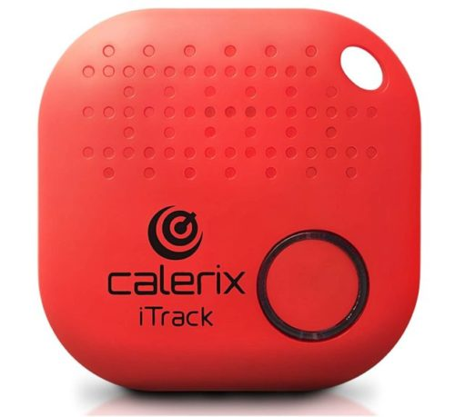 3.Key Finder Upgrade by Calerix, Anti-Lost Tool for Wallet, Purse, Cell Phone Locator, Car Key, Pram & Pets Tracker, Bluetooth Key Finder with Alarm