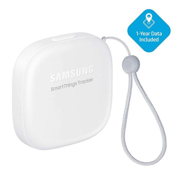 4.Samsung SmartThings Tracker [SM-V110AZWAATT] Live GPS-Enabled Tracking via Nationwide LTE-M Networks