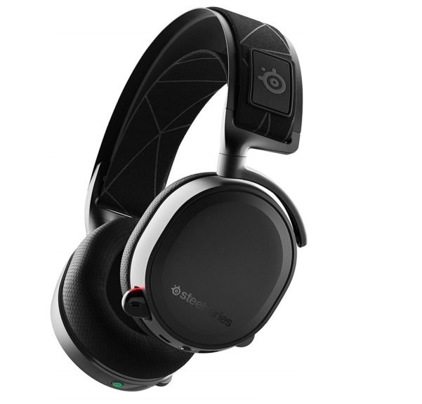 12. SteelSeries Arctis 7 - Lossless Wireless Gaming Headset with DTS Headphone