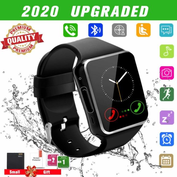 1.Android Smart Watch for Women Men, 2020 Bluetooth Smartwatch