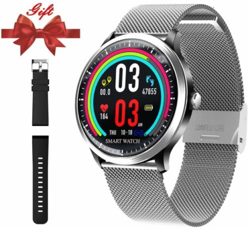 11.Smart Watch for Android iOS Phone-Fitness Tracker