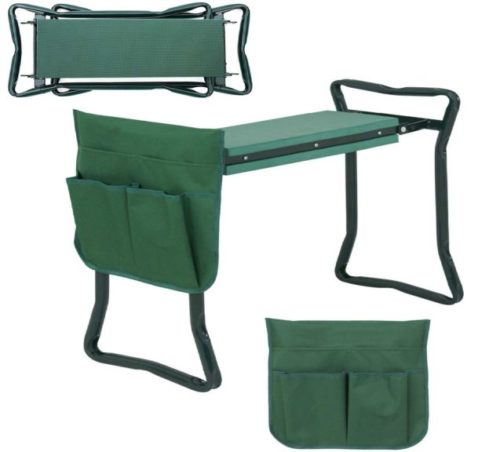 12.Garden Kneeler Seat Multiuse Portable Garden Bench