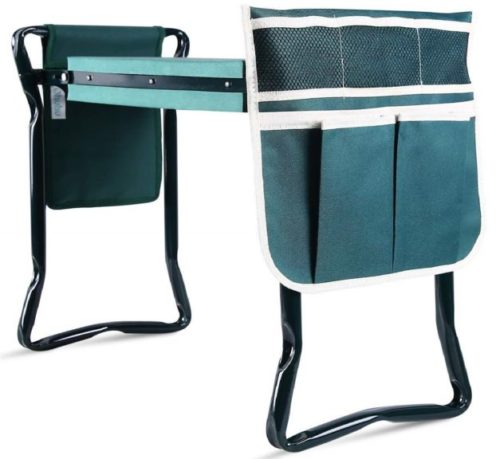 14.Upgraded Garden Kneeler and Seat with Thicken & Widen Soft