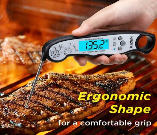 2.Read Meat Thermometer - Best Waterproof Ultra Fast Thermometer