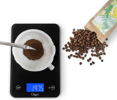 4.Ozeri Touch Professional Digital Kitchen Scale