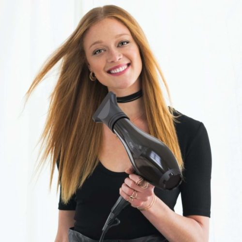 xtava 1875 Watt Pro Hair Dryer - Salon Grade Professional Blow Dryer for Curly Hair