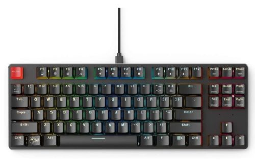 14.Glorious Modular Mechanical Gaming Keyboard - TENKEYLESS