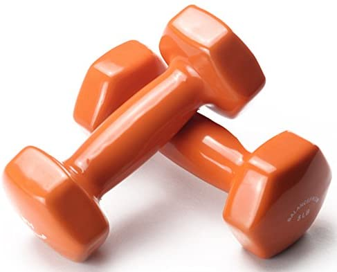 5.BalanceFrom GoFit All-Purpose Dumbbells in Pair, or Set with Rack