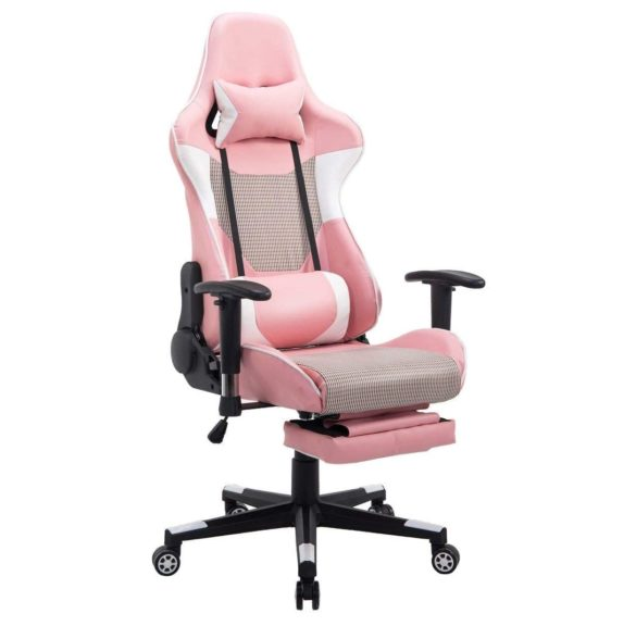 14. Modern Reclining Gaming Chair High Back Racing Office