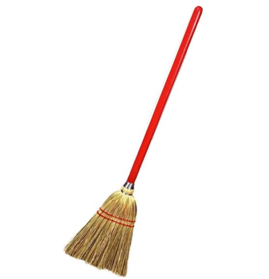 3. Rocky Mountain Goods Small Broom for Kids and Toddlers