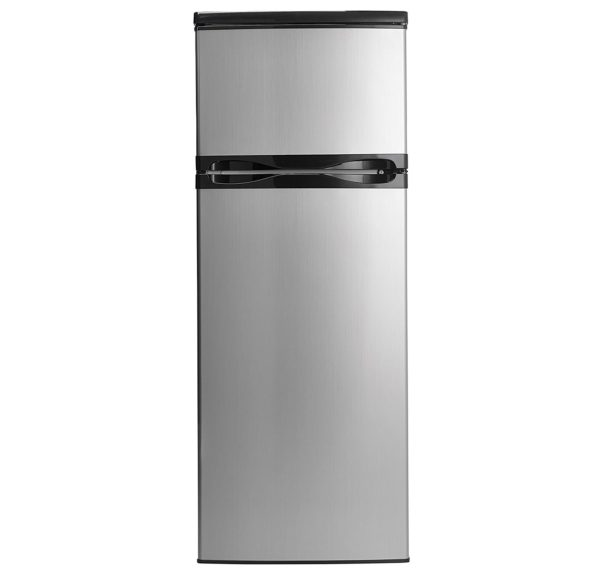 5. Danby DPF073C1BSLDD Designer 7.3 cu.ft. Two Door Apartment Size Refrigerator